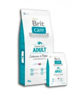 Brit Care Salmon Adult 12 Kg