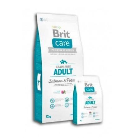 Brit Care Salmon Adult 3 Kg