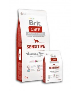 Brit Care Dog Sensitive (Venison) 3 Kg