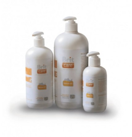 Aceite Brit Care Salmon Oil 0,25 L