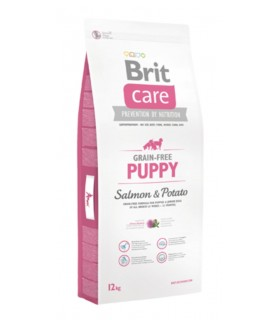 Brit Care Salmon Puppy 12 Kg